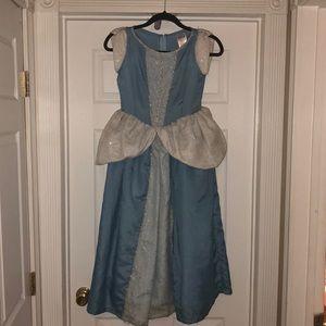 Disney princess Cinderella costume by disguise